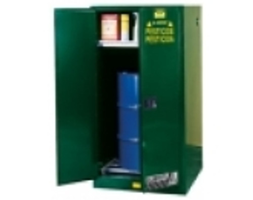 Pesticide Drum Safety Cabinet by Eagle - 55 Gallon Drum