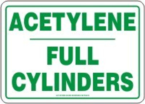 Acetylene Full Cylinders
