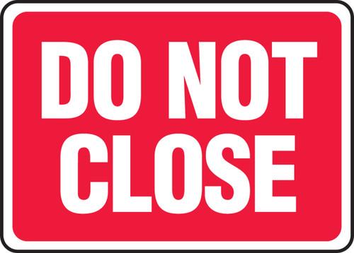 Do Not Close