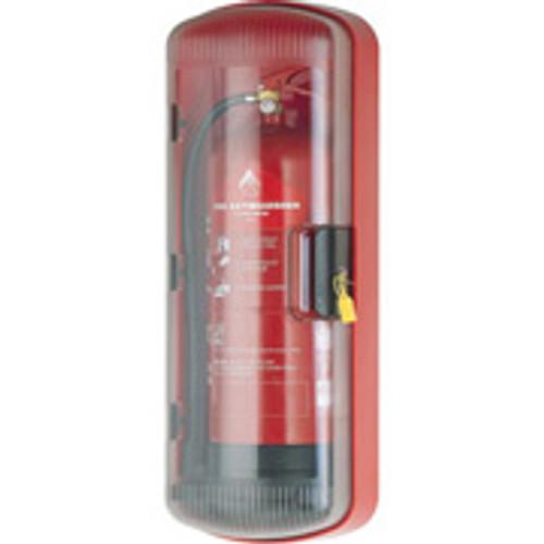 ToughStore Plastic Fire Extinguisher Cabinet