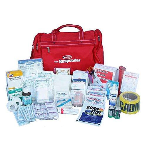 First Aid Kit -The Responder -Trauma Kit-25 Person Kit