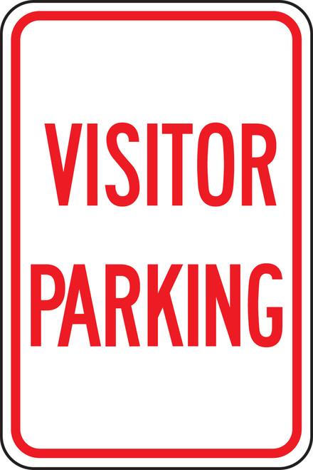 Visitor Parking Sign 1