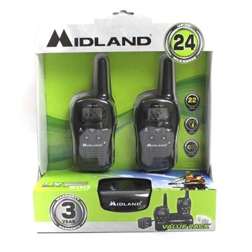 Midland Walkie Talkies -1 pair