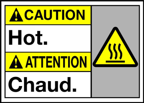 Caution Hot (W/Graphic)