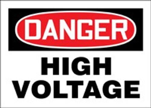 Danger - High Voltage 2