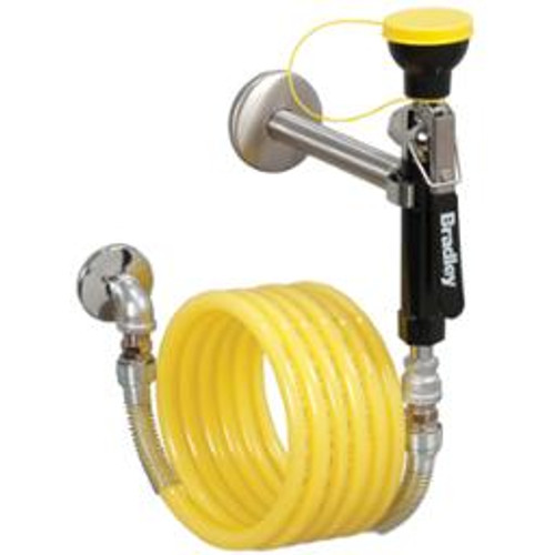 Hand Held Drench Hose Vertical Face / Body Spray