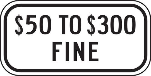 (missouri) $50 To $300 Fine