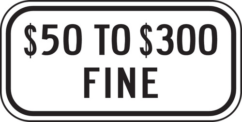 (missouri) $50 To $300 Fine