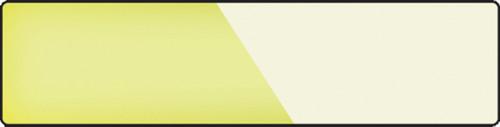 Blank Glow Label