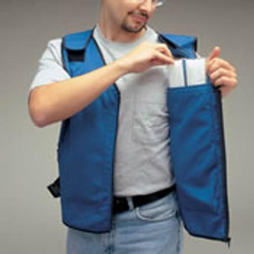 Flame/ Heat Retardant Cooling Vest for Cooling Inserts- LG/ XL
