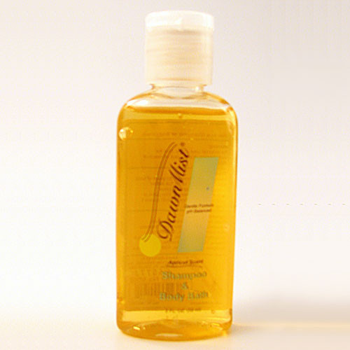 Shampoo and Body Bath Wash w/ Twist Cap for disaster relief -100 bottles per order
