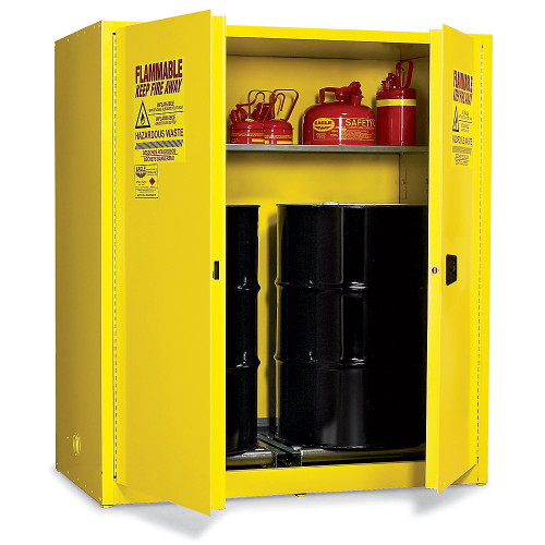 Drum Safety Cabinet by Eagle- 110 Gallon Drum