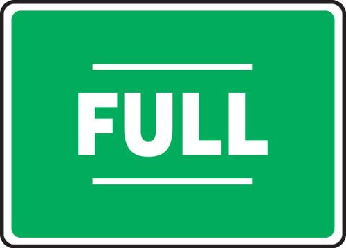Full Sign -Green