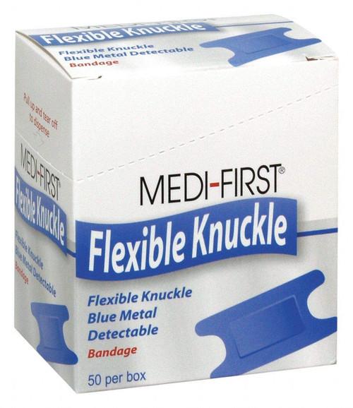Blue Knuckle Bandages 50 per box 24 Boxes Case