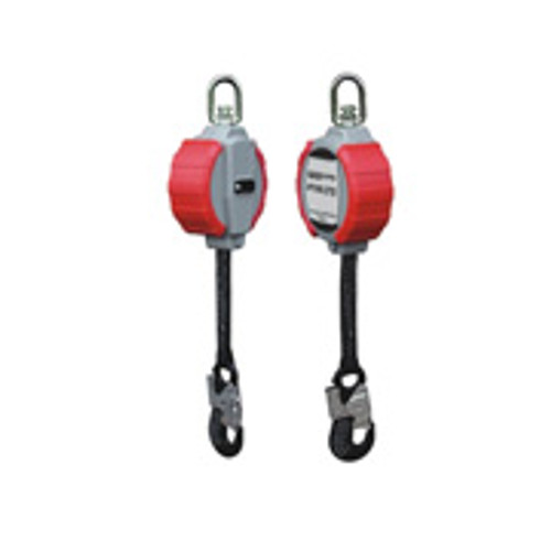 Aptura Self Retracting Lanyard by MSA- Swivel Top, FL2000 Connector- 12 Ft.