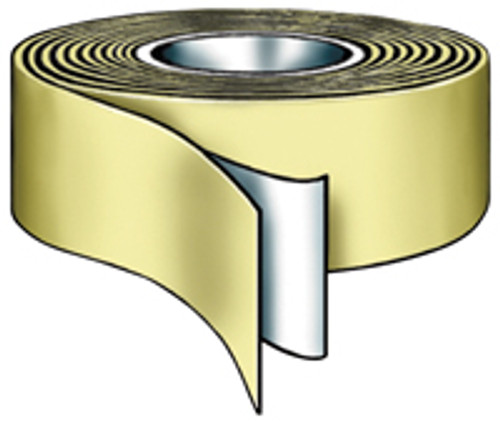 """Solid Glow Tape- 1"""" X 100 Ft Roll Tape"""