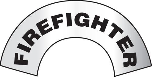 Firefighter- Emergeny Response Helmet Sticker