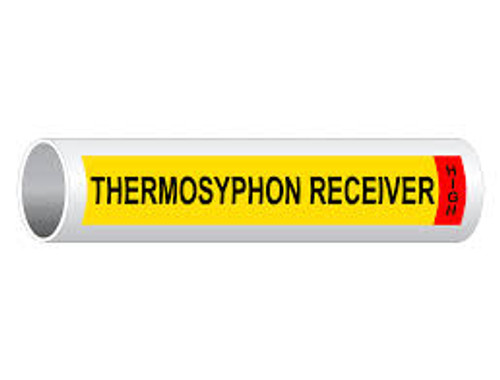 Thermosyphon Receiver High- IIAR Component Marker