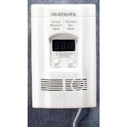 Gas/ Carbon Monoxide Alarm Combo