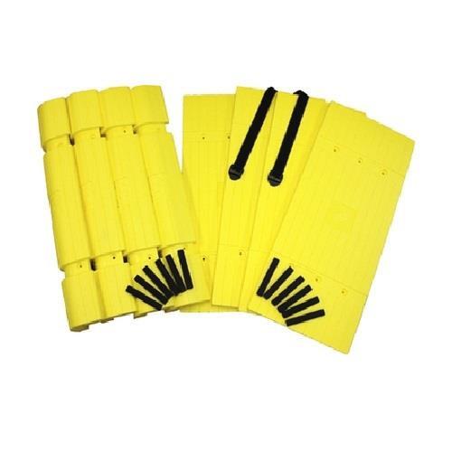 Park Sentry Column Protector - Kit - Yellow