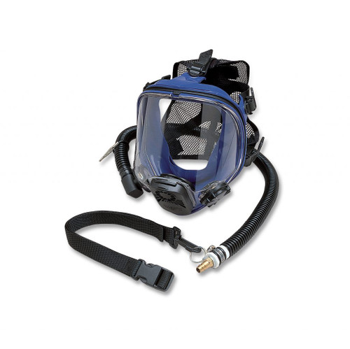 Allegro 9901 Full Face Constant Flow Supplied Air Respirator, Low Pressure