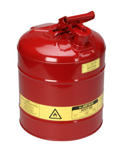 Safety Can- Type I  Flammables 5 gallons