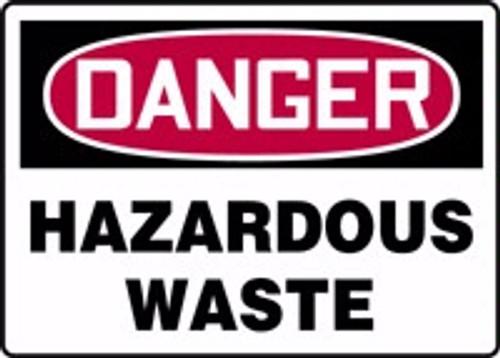 Danger - Hazardous Waste