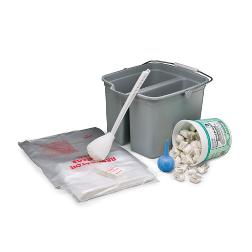 Allegro 4001 Respirator Cleaning Kit, w/ Dry Soap