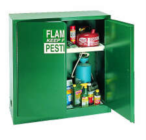 Pesticide Safety Cabinet by Eagle 30 Gallon