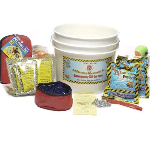 Dog Emergency Survival Kit- DogGoneIt Kit for Dogs