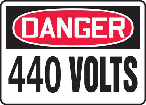 Danger - 440 Volts