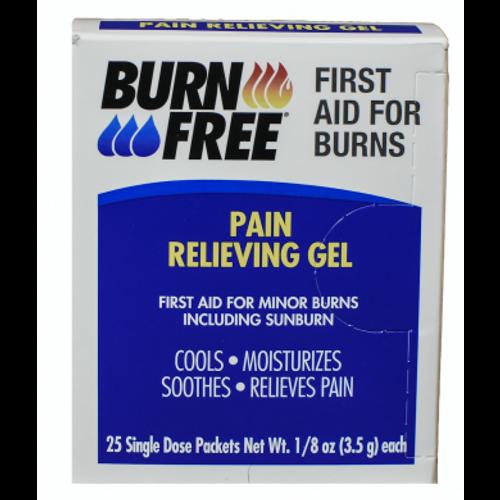 Burn Free Unit Dose Packets 25/box