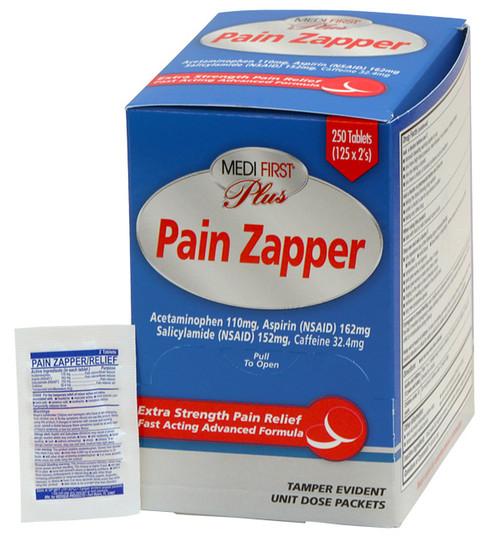 Pain Zapper Tablets  250 per box