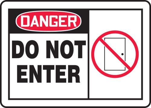 Danger - Do Not Enter Sign 1