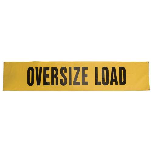 Oversized Load Banner- Refelctive Vinyl Banner
