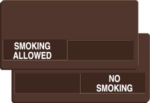 Smoking Allowed - No Smoking