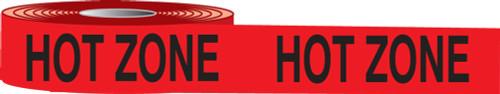 Hot Zone Barricade Tape