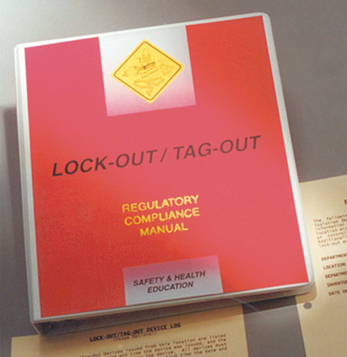 Lockout/ Tagout Compliance Manual