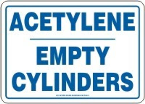 Acetylene Empty Cylinders