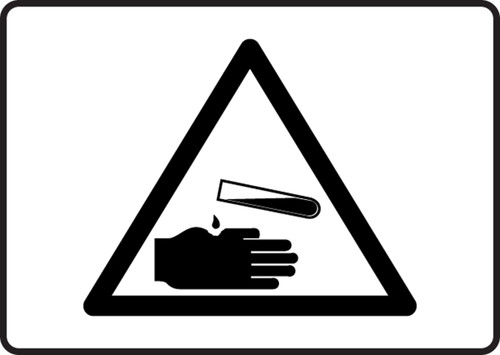 Corrosive Symbol