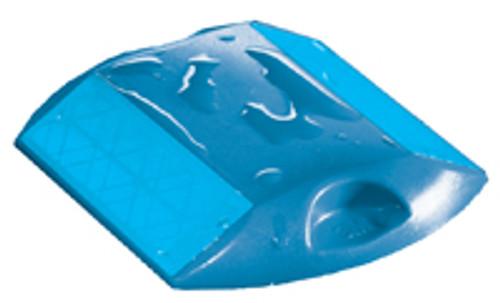Standard Blue Reflective Pavement Marker-  No Adhesive