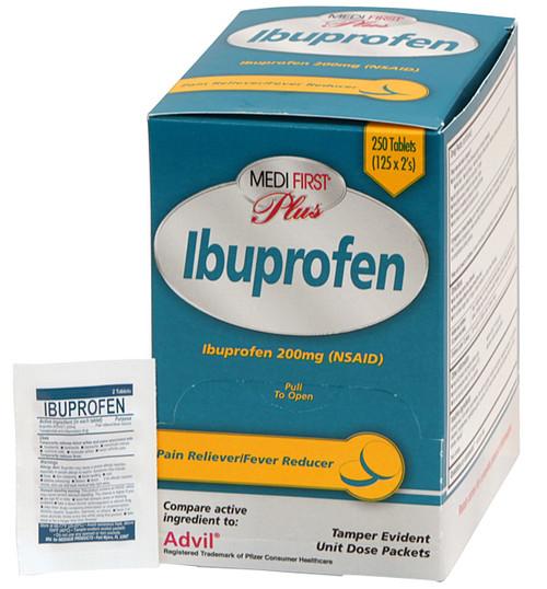 Ibuprofen- 250/Box