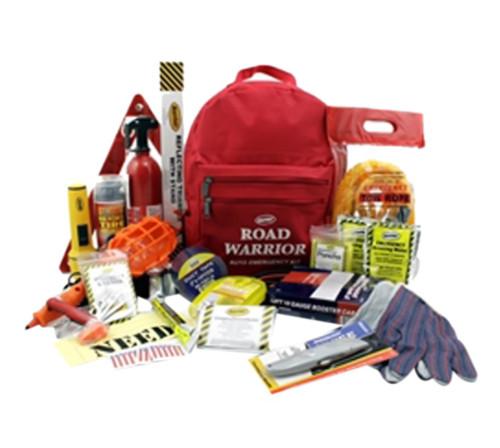 Urban Road Warrior Survival Kit -21 pieces