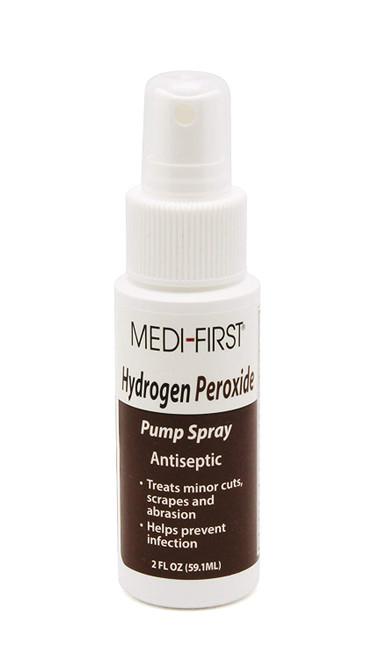 hydrogen peroxide spray 25706
