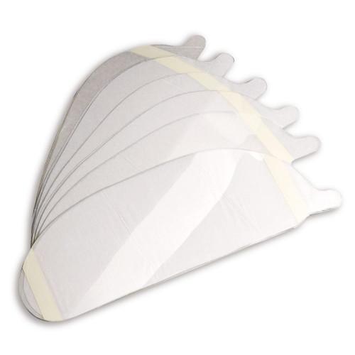 Allegro 9901-25 Lens Cover Peel-Offs, Full Mask (25/Pkg.)