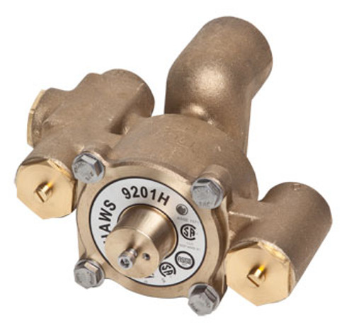 Haws 9201H Thermostatic Mixing Valve Lead Free