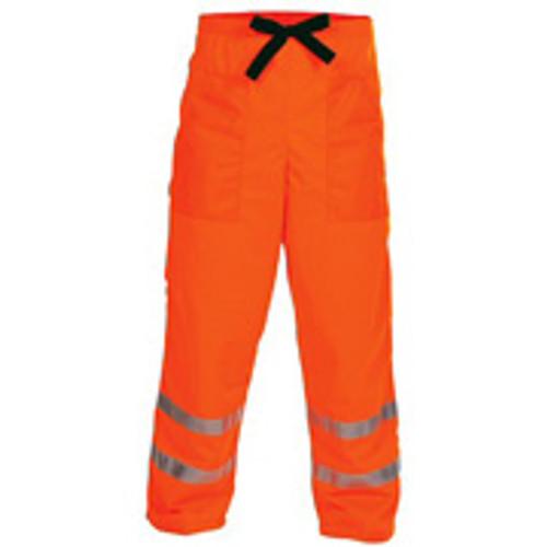 OK-1 Mesh Reflective Stripe Pants- 2XL/3XL (2 pair pants)
