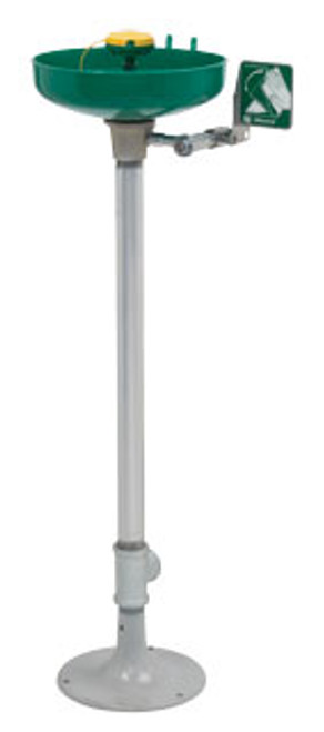 Haws 7261-7271 Emergency Eyewash Pedestal Mounted