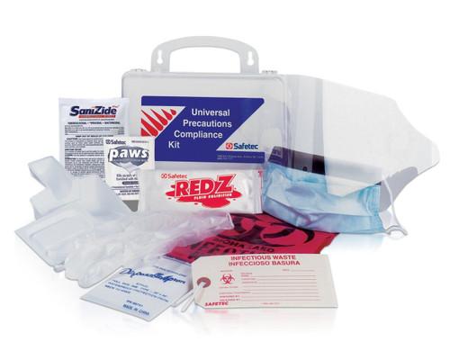 Universal Precaution Kit 17102 Safetec UPK