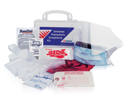 Universal Precaution Kit 17102 Safetec UPK